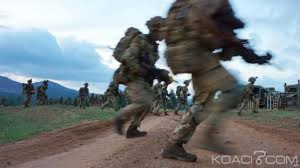 Kenya: 5 soldats tués et 10 blessés dans l'explosion d'une mine artisanale à Lamu