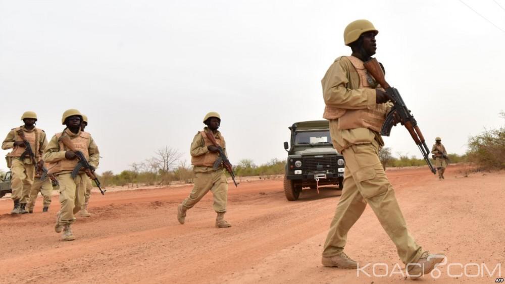 Burkina Faso: Un campement incendié par des présumés terroristes