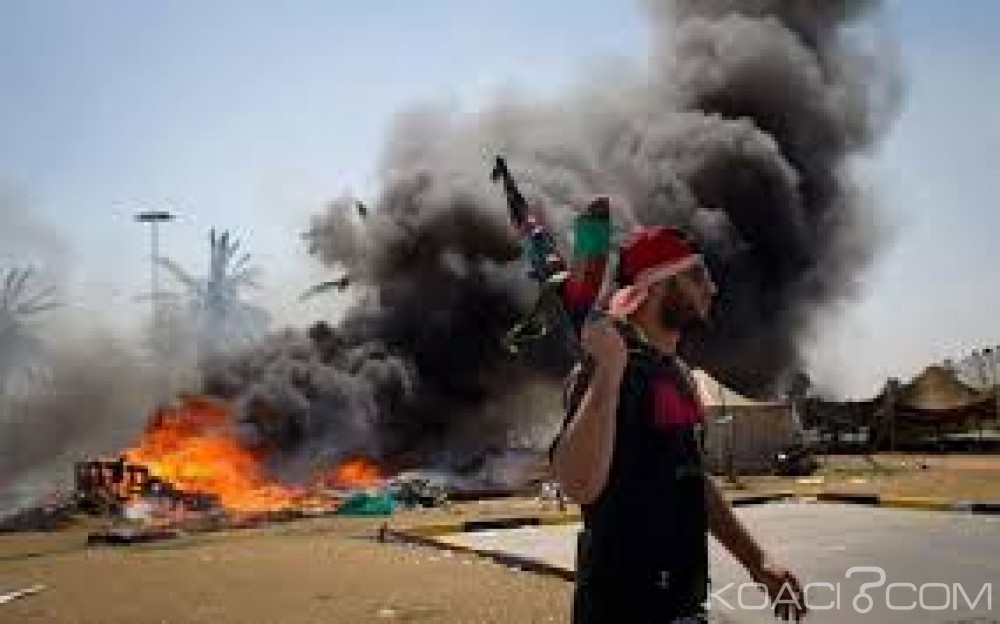 Libye: Tripoli, 27 morts au moins et une centaine de blessés en trois jours de combats