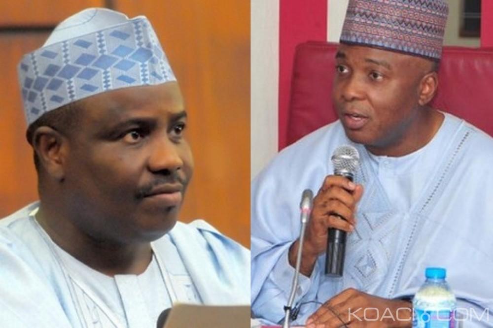 Nigeria: Présidentielle 2019, Saraki et Tambuwal annoncent leur candidature dans le PDP