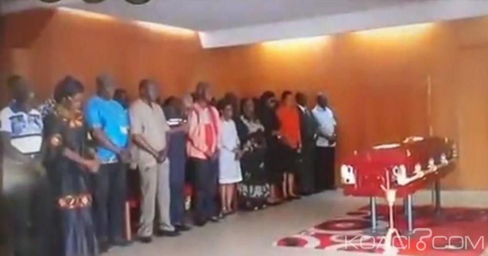 Côte d'Ivoire: Décédé en Égypte, la dépouille de l'ambassadeur Eugène Allou Allou à Abidjan