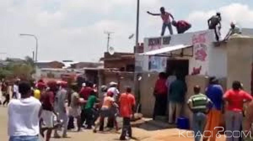 Afrique du Sud: Nouvelles violences xénophobes à Soweto, au moins 4 morts