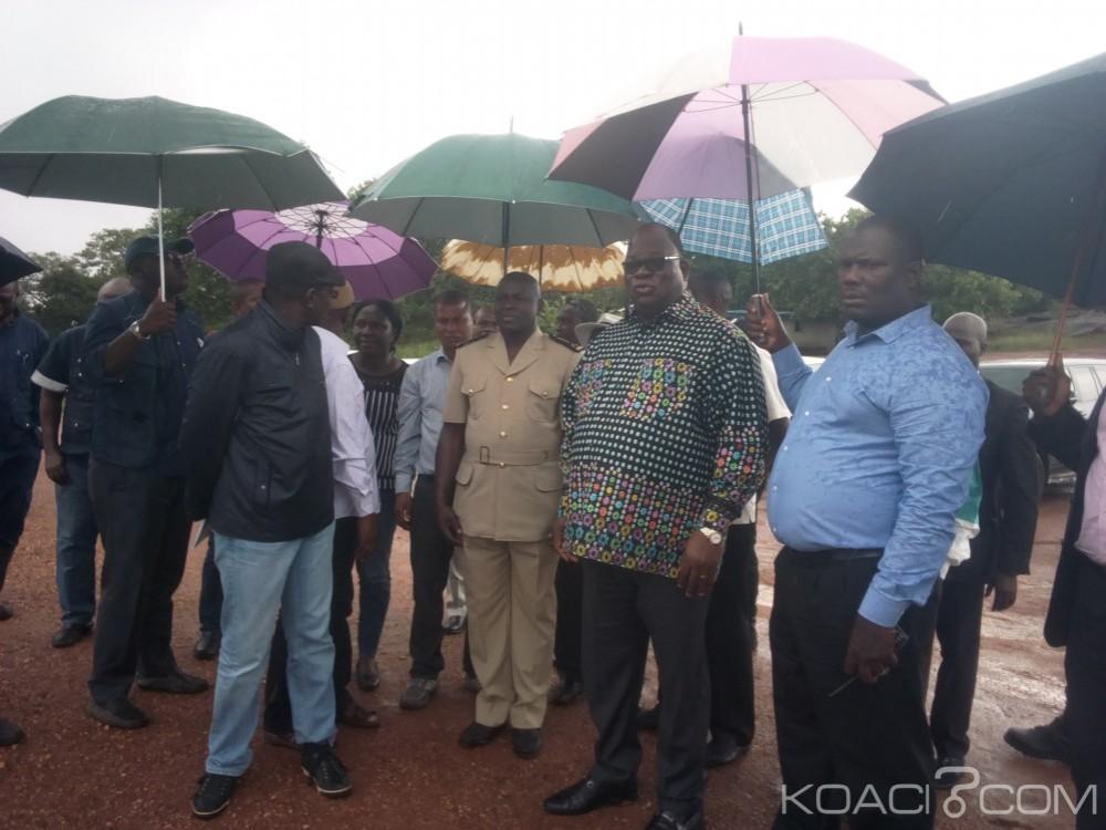 Côte d'Ivoire: Pénurie d'eau à Bouaké, le ministre de l'hydraulique intime l'ordre de pomper l'eau dans la Loka !