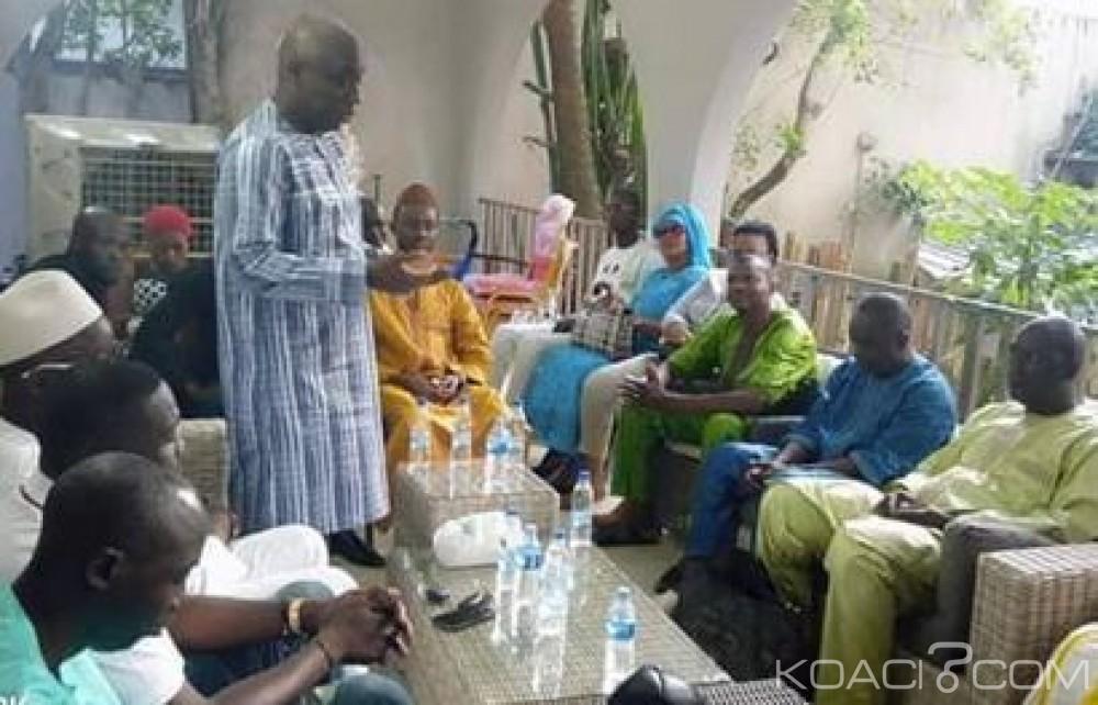 Côte d'Ivoire: Après leur premier conseil national, SoultoSoul reçoit l'Union des Soroistes
