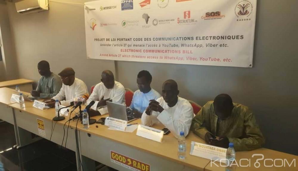 Sénégal: Les acteurs du Web alertent sur la taxation prochaine de WhatsApp, Viber et autres