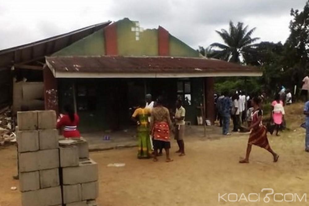 Nigeria: Une église catholique effondrée dans le Delta, un mort