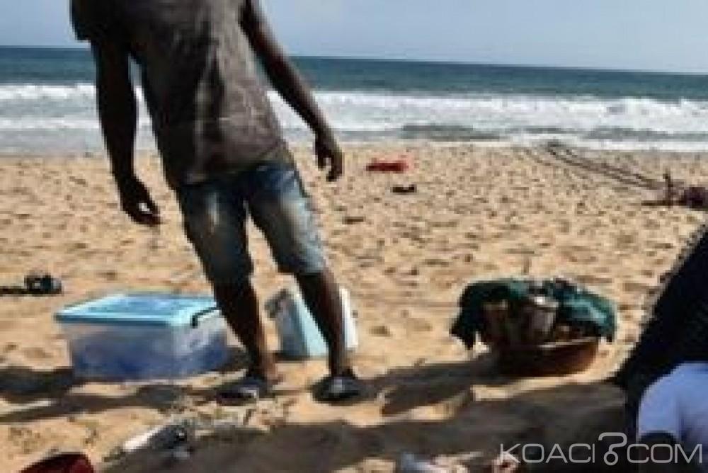 Côte d'Ivoire: Drame sur la plage de Grand Bassam, des morts par noyade