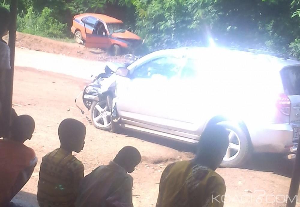 Côte d'Ivoire: État désastreux de la route sur l'axe Bouaké-Brobo, une femme tuée au carrefour de Sinavessou