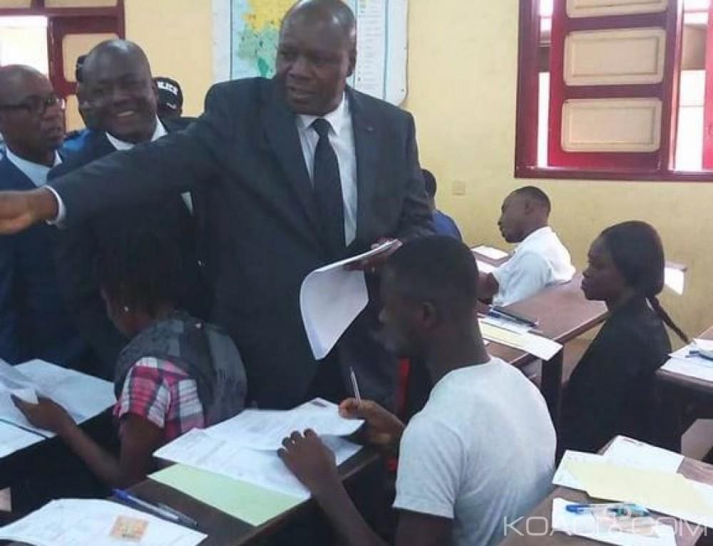 Côte d'Ivoire: Lancement des épreuves écrites du BTS à l'École William Ponty de Yopougon