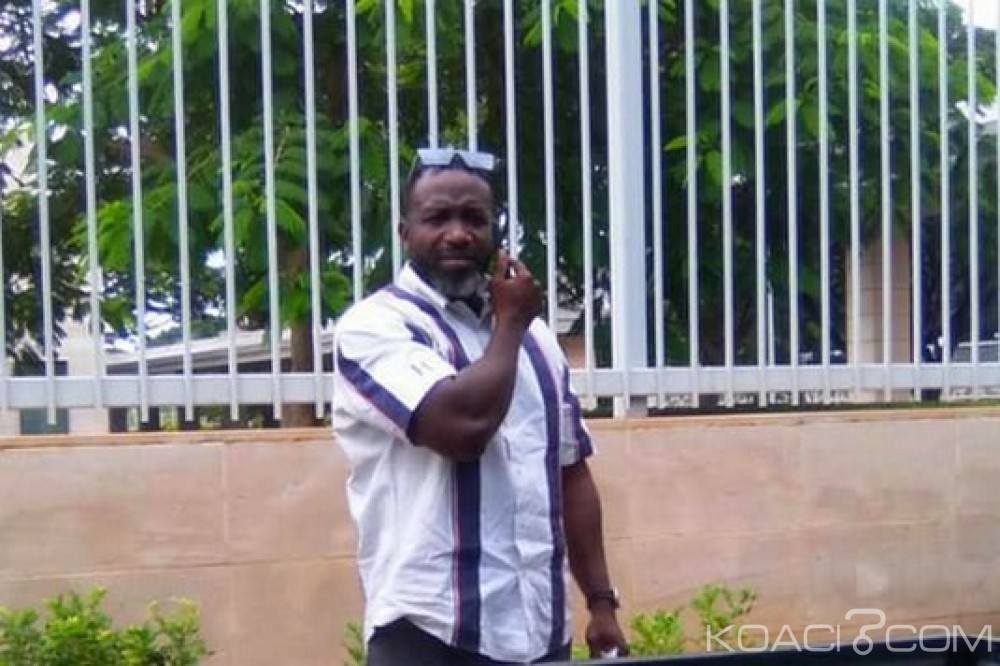 Togo : Nicodème Habia expose la crise togolaise à l'ambassade des USA à Lomé
