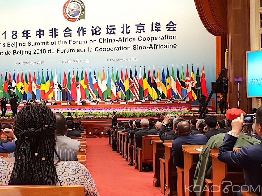 Afrique: La Chine consacrera 60 milliards de dollars américains supplémentaires au développement économique des pays africains