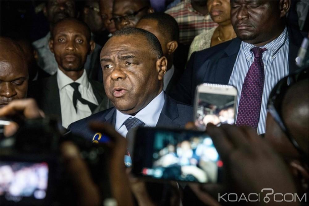 RDC: Présidentielle,  Jean Pierre Bemba définitivement écarté , dénonce «  une parodie de justice »