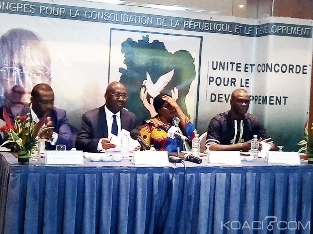 Côte d'Ivoire: Alcide Djédjé lance Concorde et déclare «La position que je prends aujourd'hui était la même position que celle de Gbagbo en 2011»