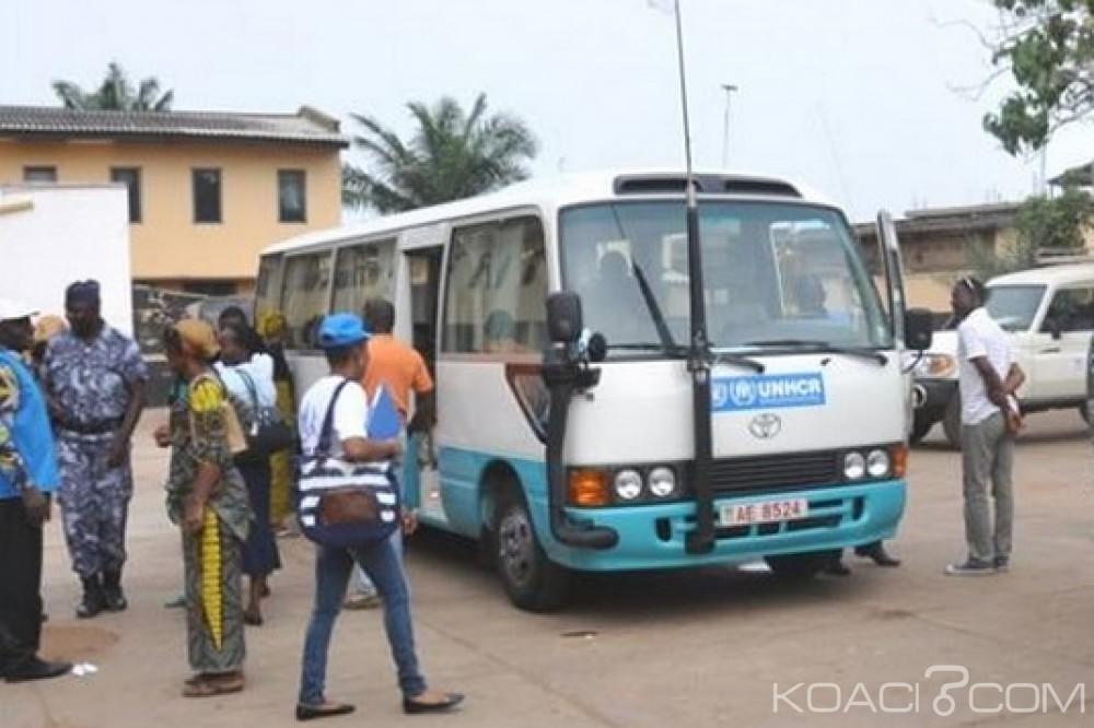 Togo-Côte d'Ivoire : Chemin retour pour 118 réfugiés ivoiriens au bercail