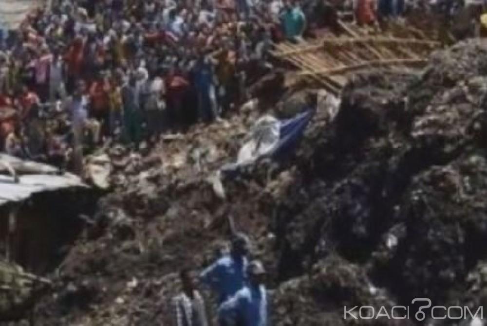 Ethiopie: 12 personnes meurent dans un glissement de terrain dans le sud-ouest
