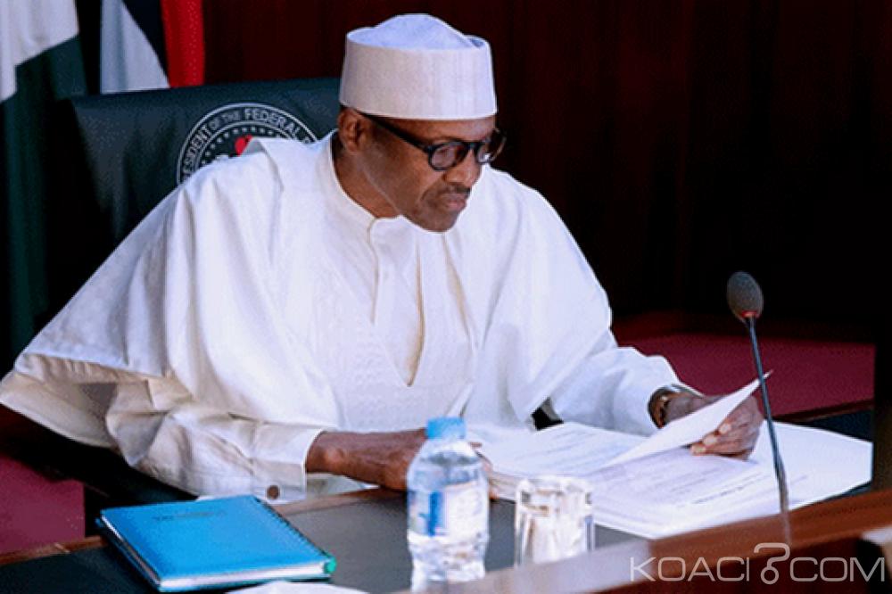 Nigeria : Buhari rejette un projet d'amendement électoral