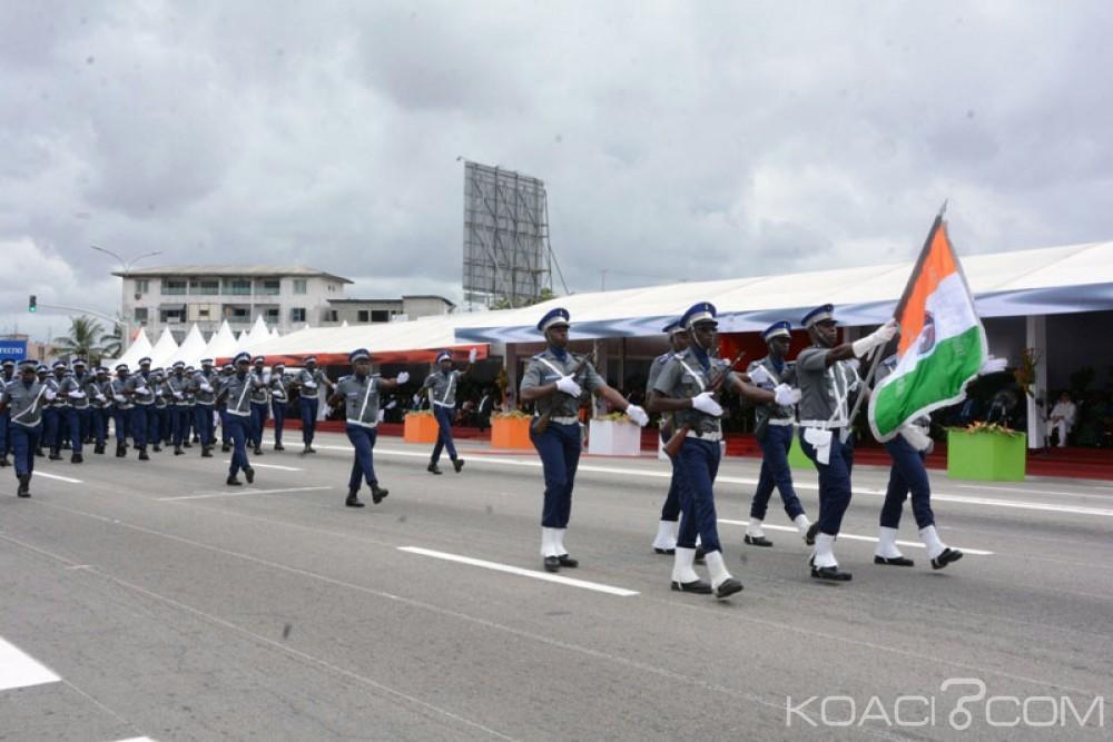 Côte d'Ivoire : Les lauréats du défilé militaire à la célébration de l'indépendance  2018 connus