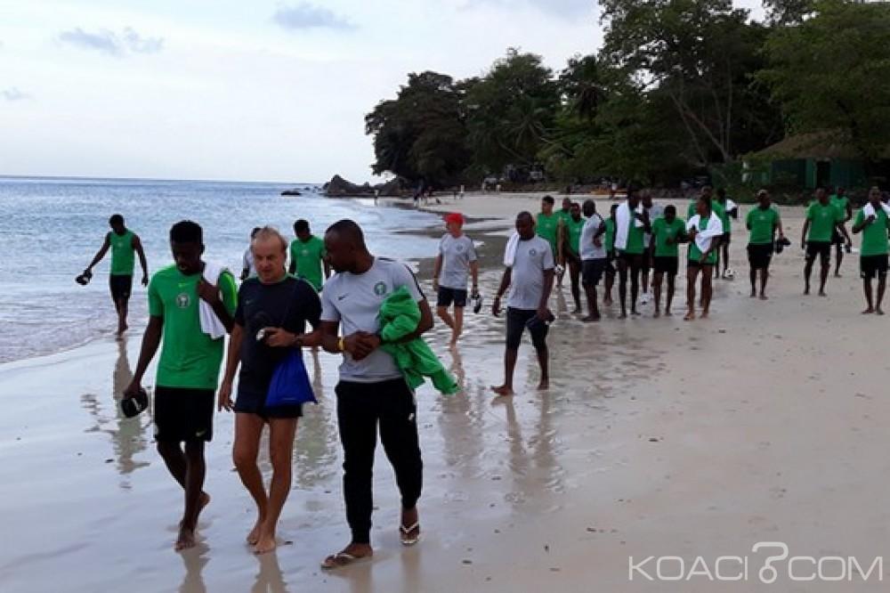 Nigeria: Éliminatoires CAN 2019, trois joueurs des Super Eagles forfaits contre les Seychelles