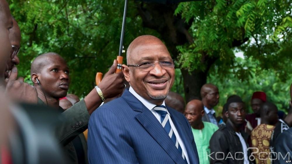 Mali: IBK reconduit son premier ministre Soumeylou Boubeye Maïga
