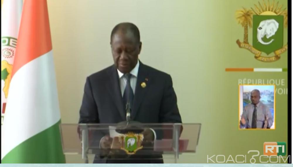 Côte d'Ivoire: Ouattara catégorique, «Pas de report des élections locales et la réforme de la CEI ne concerne que la présidentielle de 2020»