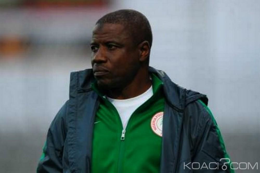 Nigeria: Super Eagles, l'entraîneur adjoint Salisu Yusuf suspendu pour un an