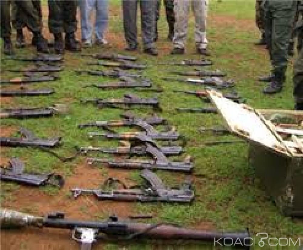 Congo: Le gouvernement lance le ramassage des armes