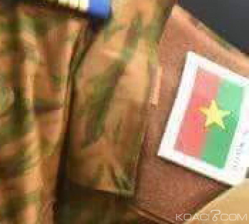 Burkina Faso: Deux militaires tués à Kaboanga, dans l'Est du pays