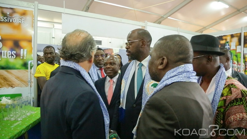 Côte d'Ivoire: Brassivoire et sa contribution dans l'économie à la foire du fabriqué en Côte d'Ivoire