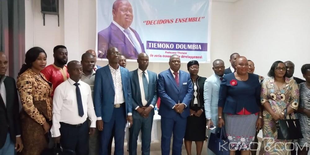 Côte d'Ivoire : Municipales 2018 à Cocody, un candidat indépendant propose une nouvelle gestion des maires