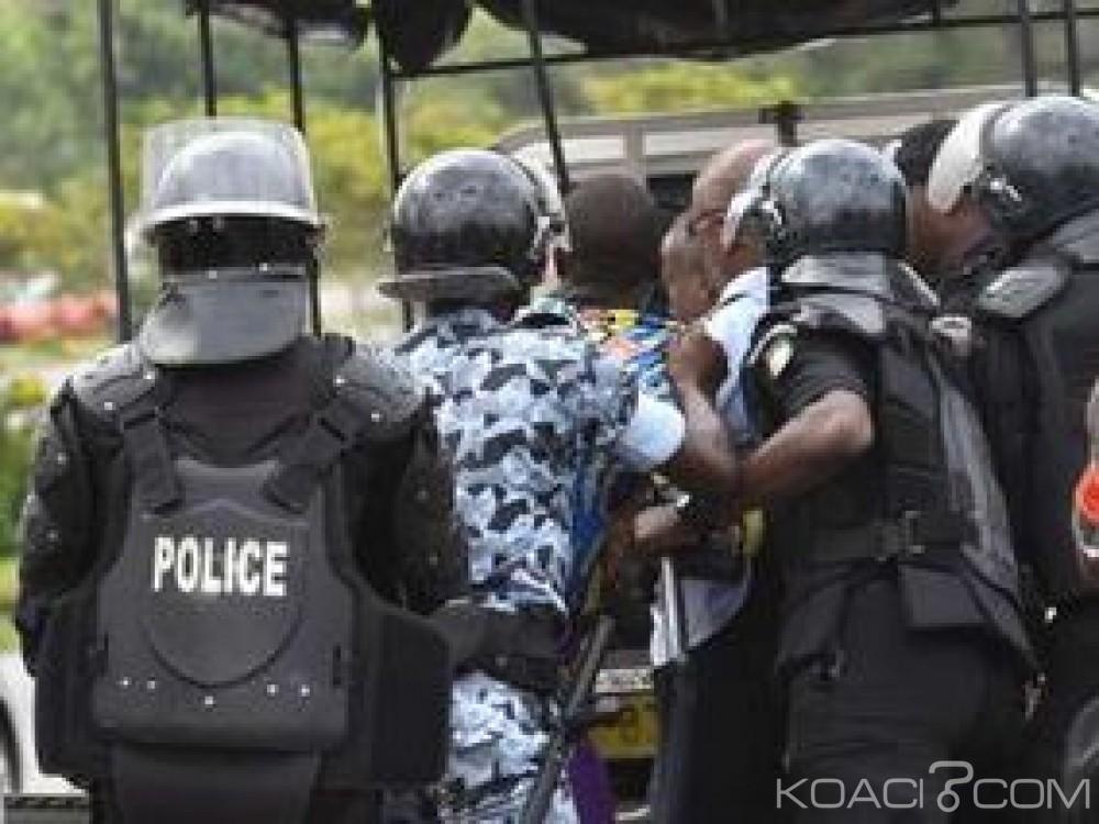 Côte d'Ivoire : Le faux policier arrêté à Sikensi condamné à 12 mois de prison