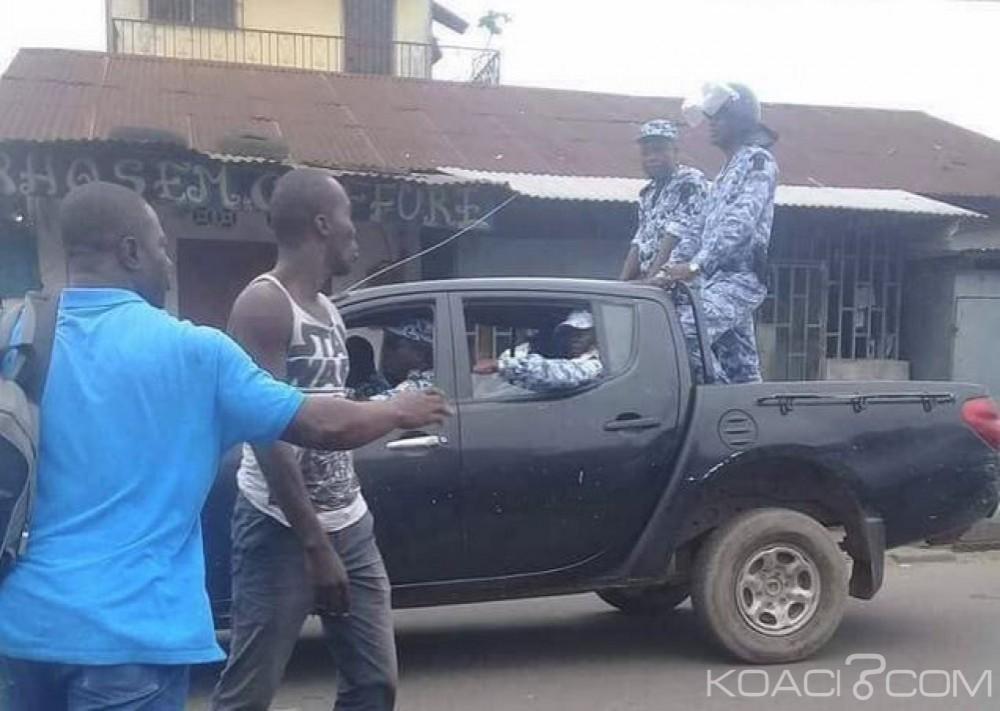 Côte d'Ivoire: Chaude journée à Adjamé-village, les habitants s'opposent au déguerpissement de leur village et annoncent une marche