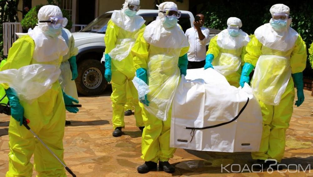 RDC: Ebola  dans l'est, le bilan grimpe déjà à 88 morts