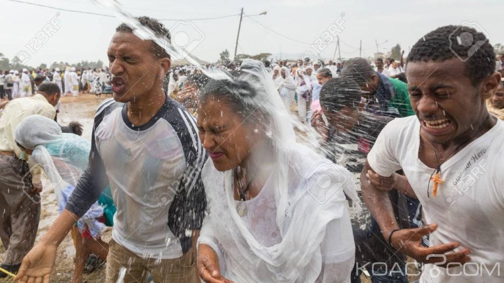 Ethiopie:  Une eau bénite fait 10 morts dans le nord