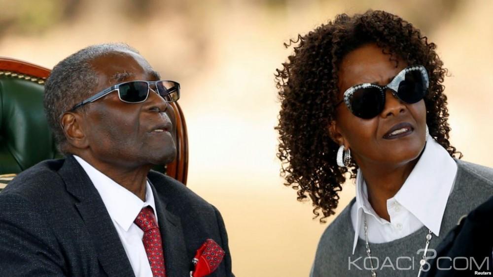 Zimbabwe:  Mugabe «accepte» la victoire de son successeur Emmerson Mnangagwa
