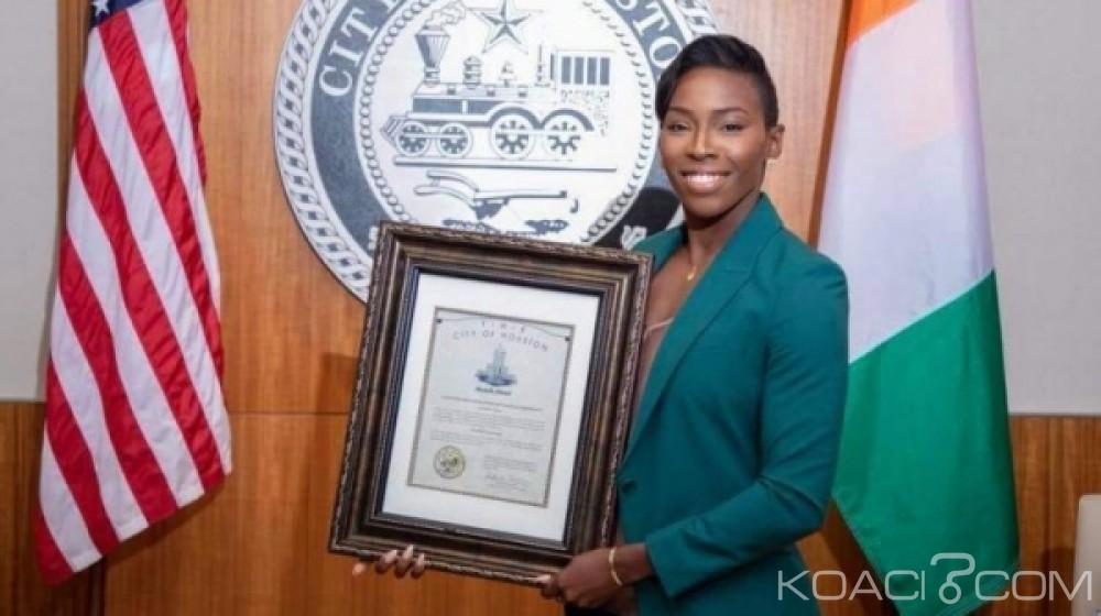 Côte d'Ivoire: Murielle Ahouré élevée au rang de citoyenne d'honneur et ambassadrice de la ville de Houston aux USA