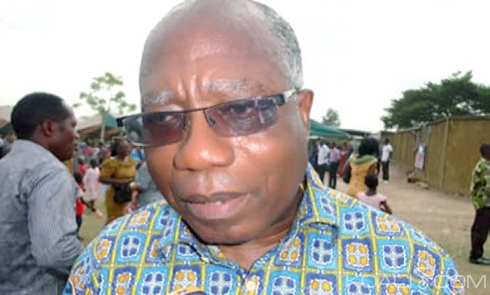 Côte d'Ivoire: Décès d'un AVC d'un ancien ministre cadre du FPI