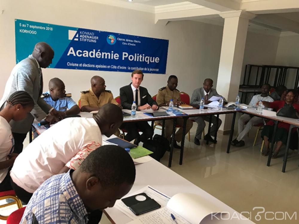 Côte d'Ivoire: Sensibilisation de la jeunesse élections locales apaisées: Le CAO sensibilise la jeunesse de Korhogo
