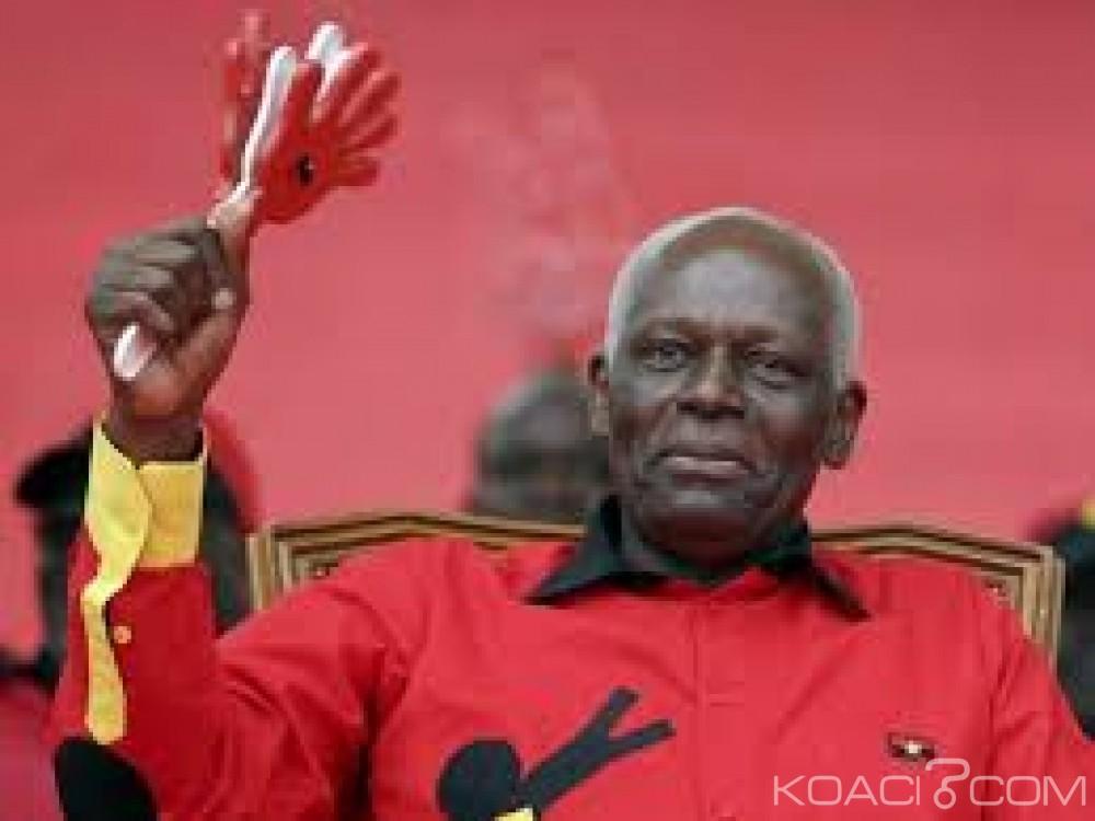 Angola:  Eduardo Dos Santos  cède les rênes du MPLA, après 40 ans de règne