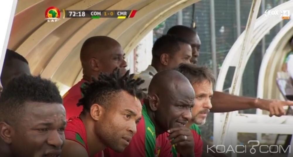 Cameroun: Première de Seedorf, les lions font match nul avec les Cœlacanthes du Comores