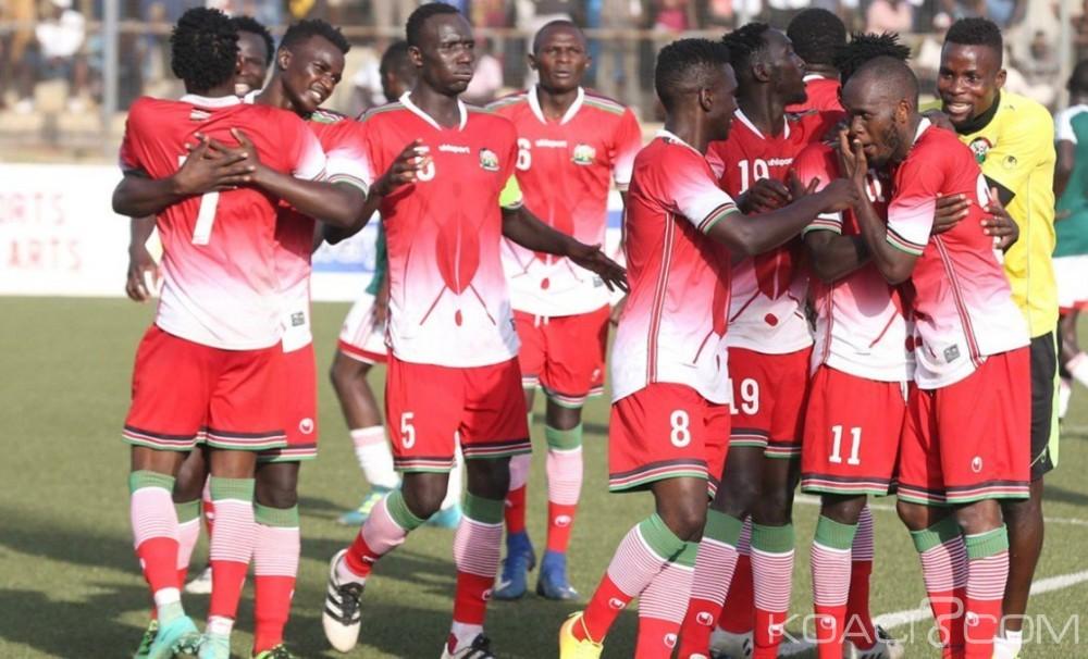 Ghana : Eliminatoires CAN 2019, défaite des Black Stars face au Kenya 0-1