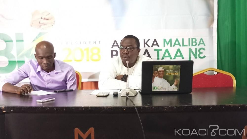 Côte d'Ivoire-Mali:Depuis Abidjan des partisans de IBK s'attaquant à Cissé et affirment qu'il n'y a pas de crise électorale au Mali