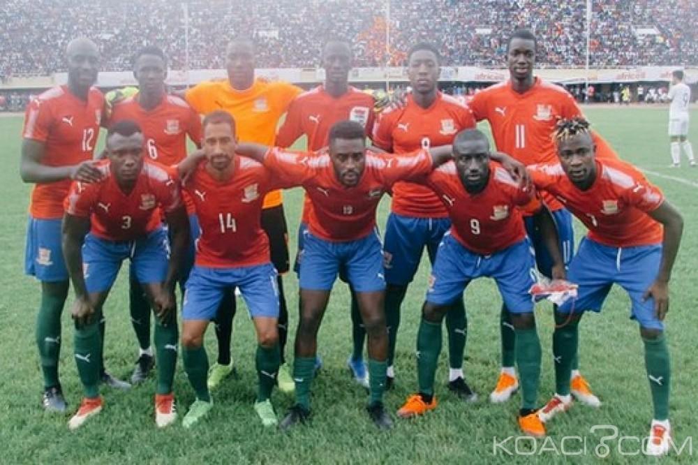 Gambie-Algérie : Eliminatoires CAN 2019, match nul 1-1 à Banjul après un retard