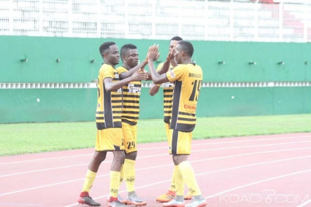 Côte d'Ivoire : Ligue 1, l'Asec débute par une victoire, l'Africa battu par Bassam, tous les résultats de la première journée de la Ligue 1