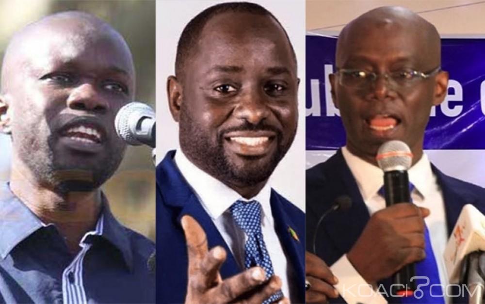 Sénégal: Ousmane Sonko, Thierno A. Sall, Thierno Bocoum… ces jeunes qui révolutionnent la politique sénégalaise