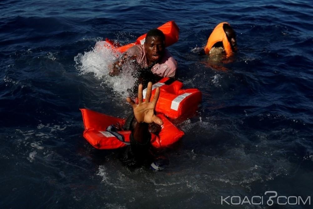 Libye : Deux bateaux d'émigrants font naufrage au large, plus de 100 morts dont des enfants