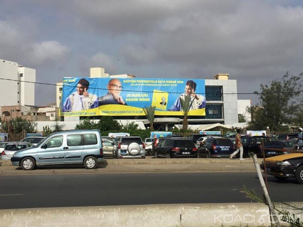 Sénégal: Au Pds, Wade ignore les frondeurs et débute la campagne de parrainage pour son fils Karim