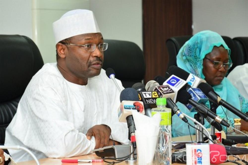 Nigeria : Elections générales 2019, la CENI dément le report