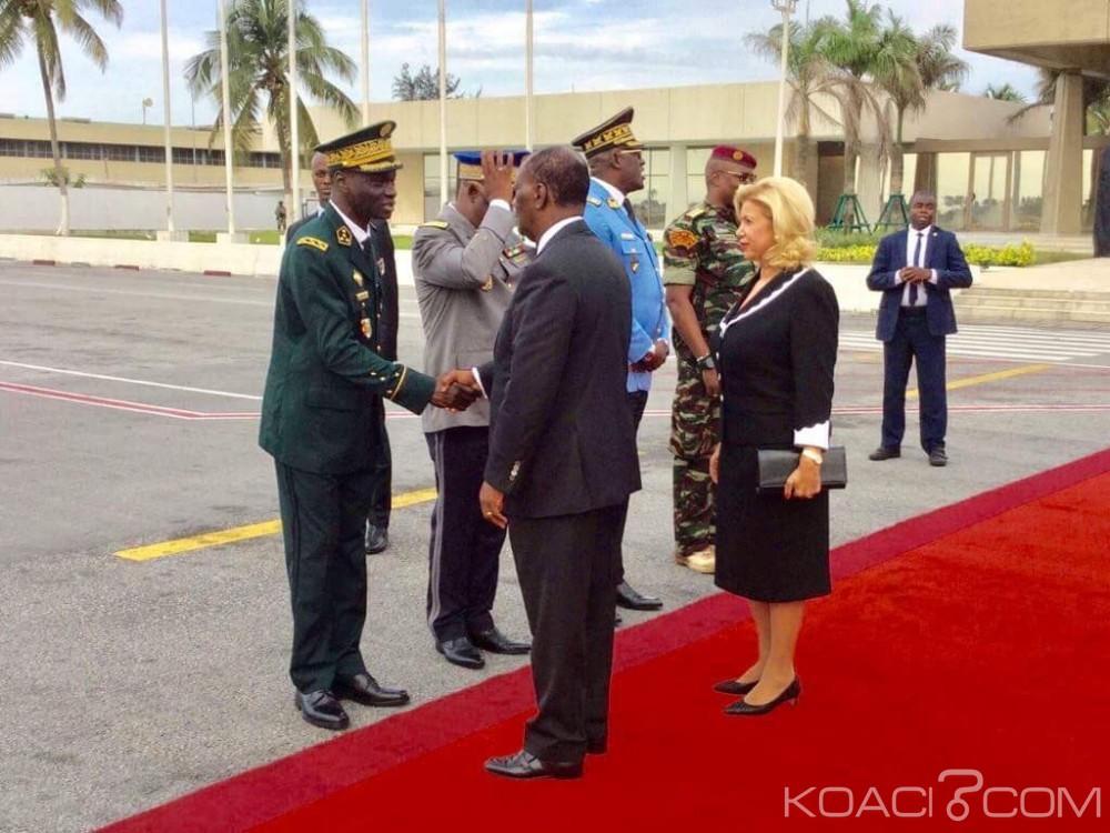 Côte d'Ivoire : Ouattara à Accra aux obsèques de Kofi Annan avant de partir le 15 au Qatar