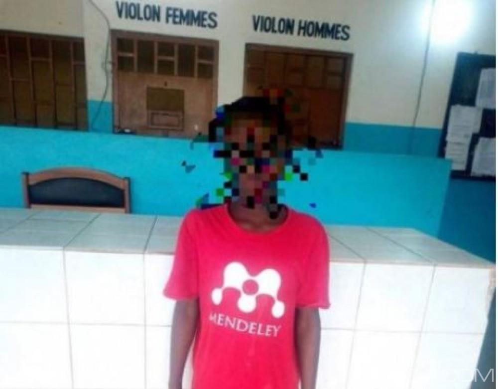 Côte d'Ivoire: À 13ans, il cambriole les voitures