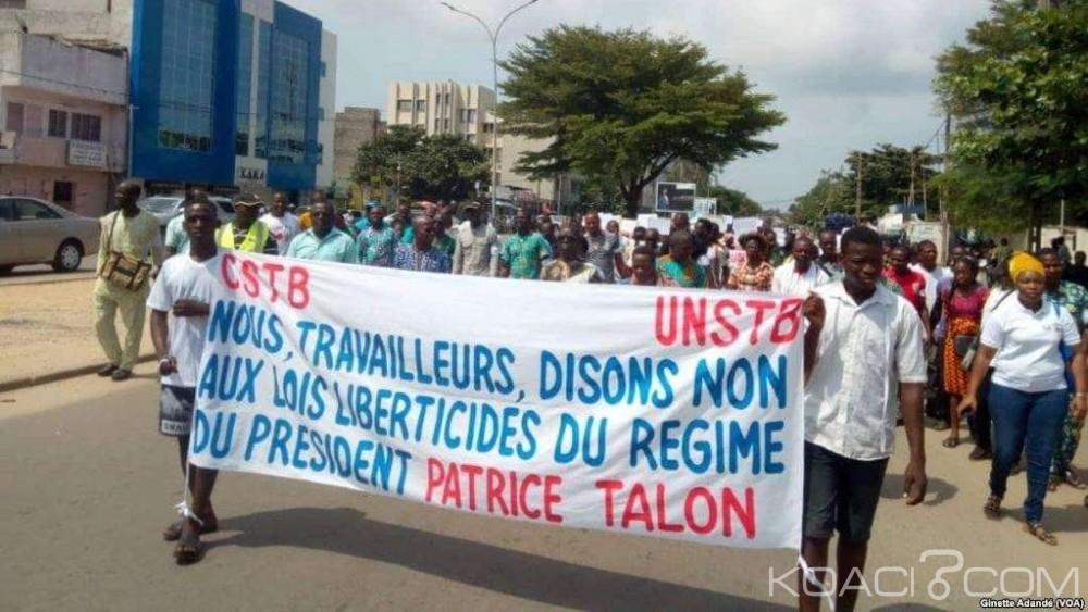 Bénin: Limitation du droit de grève à 10 jours, les travailleurs disent «non»